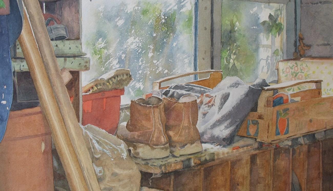 Exposition de l'Atelier Cézanne de Marseille