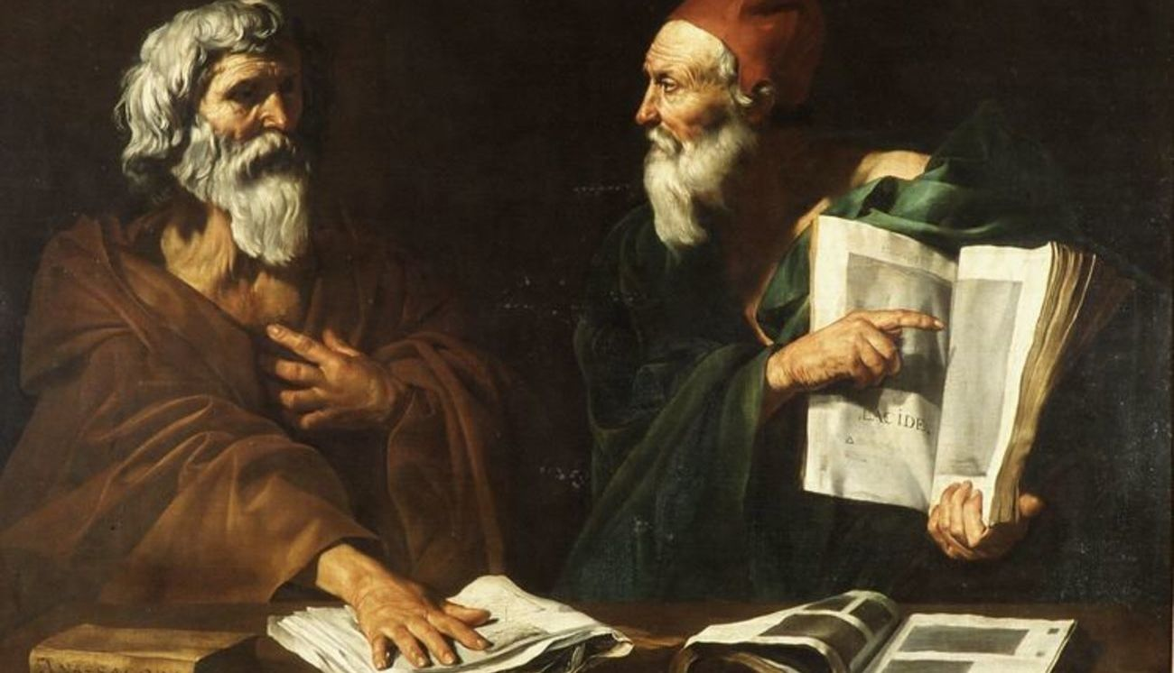 Les Rabbins face à la philosophie en Europe chrétienne au Moyen Âge  (1/8)