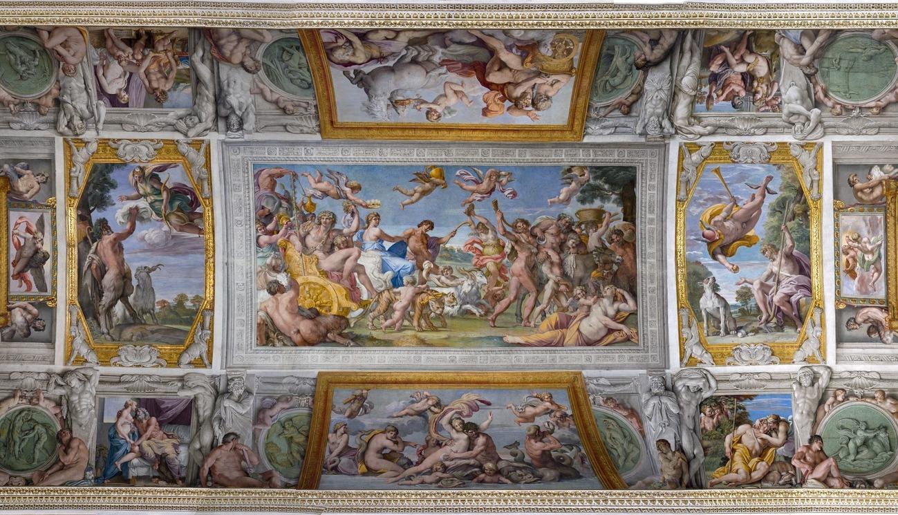 Florilège d'oeuvres d'Art à Rome - De la Renaissance au XVIIIe siècle (6/6)