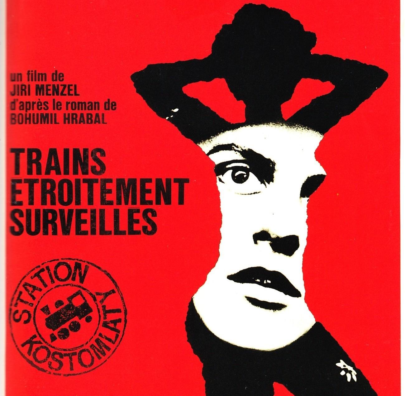 Des trains étroitement surveillés, Jiri Menzel (1966)