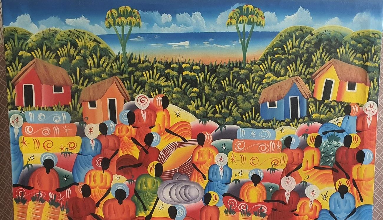 Exposition Caritative de Tableaux Haïtiens