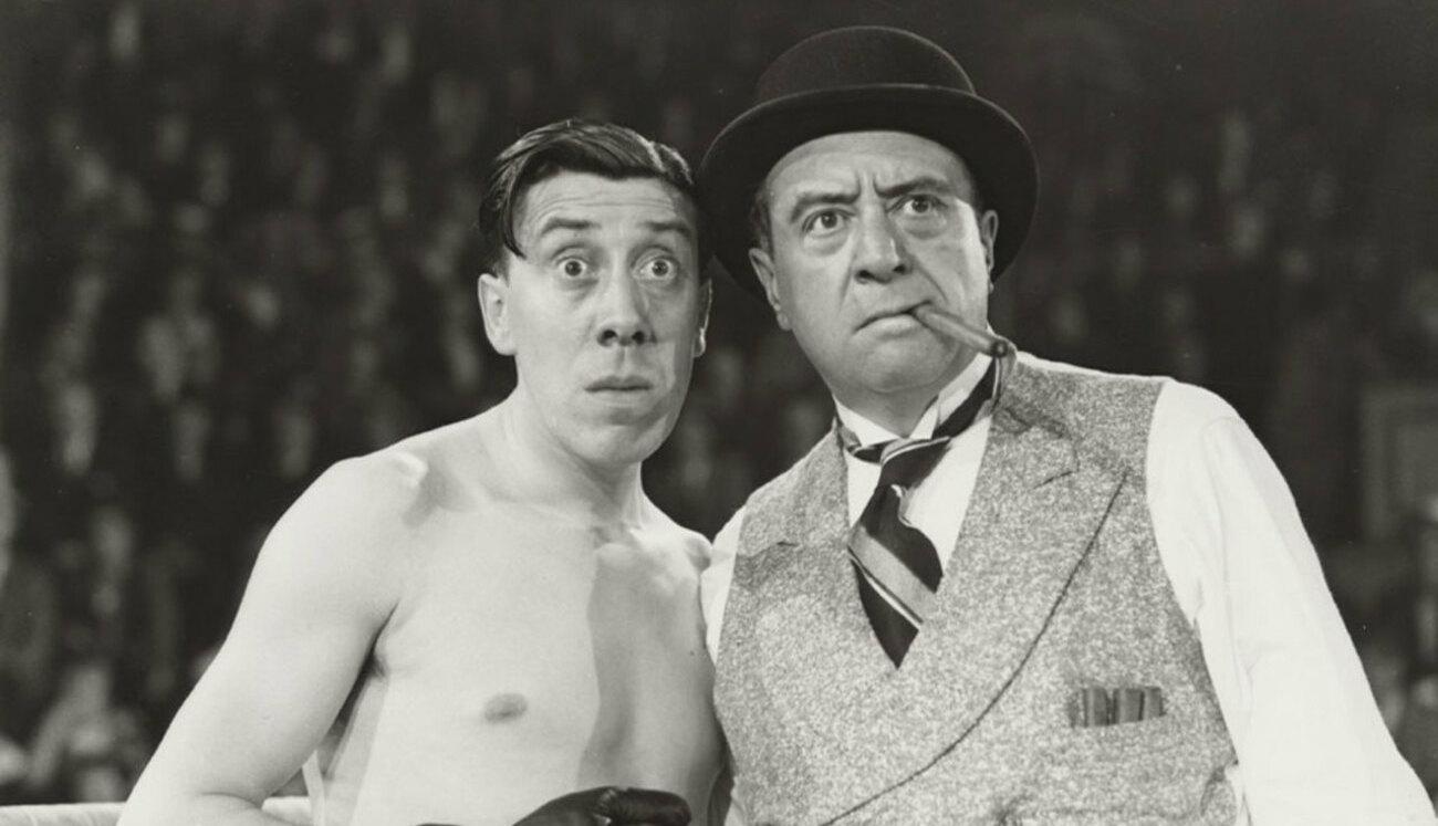 Les rois du sport, Pierre Colombier (1937)