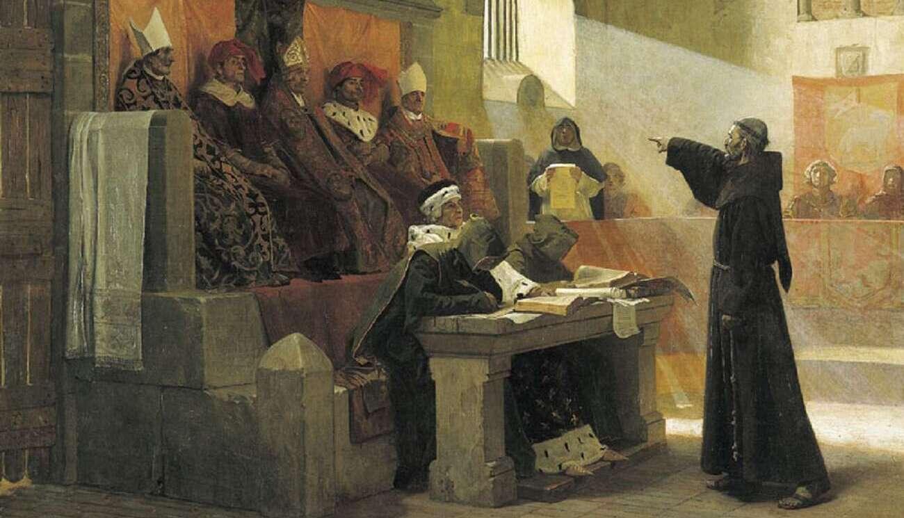 INQUISITIONS, CROISADES ET ORDRES MENDIANTS (2/9)
