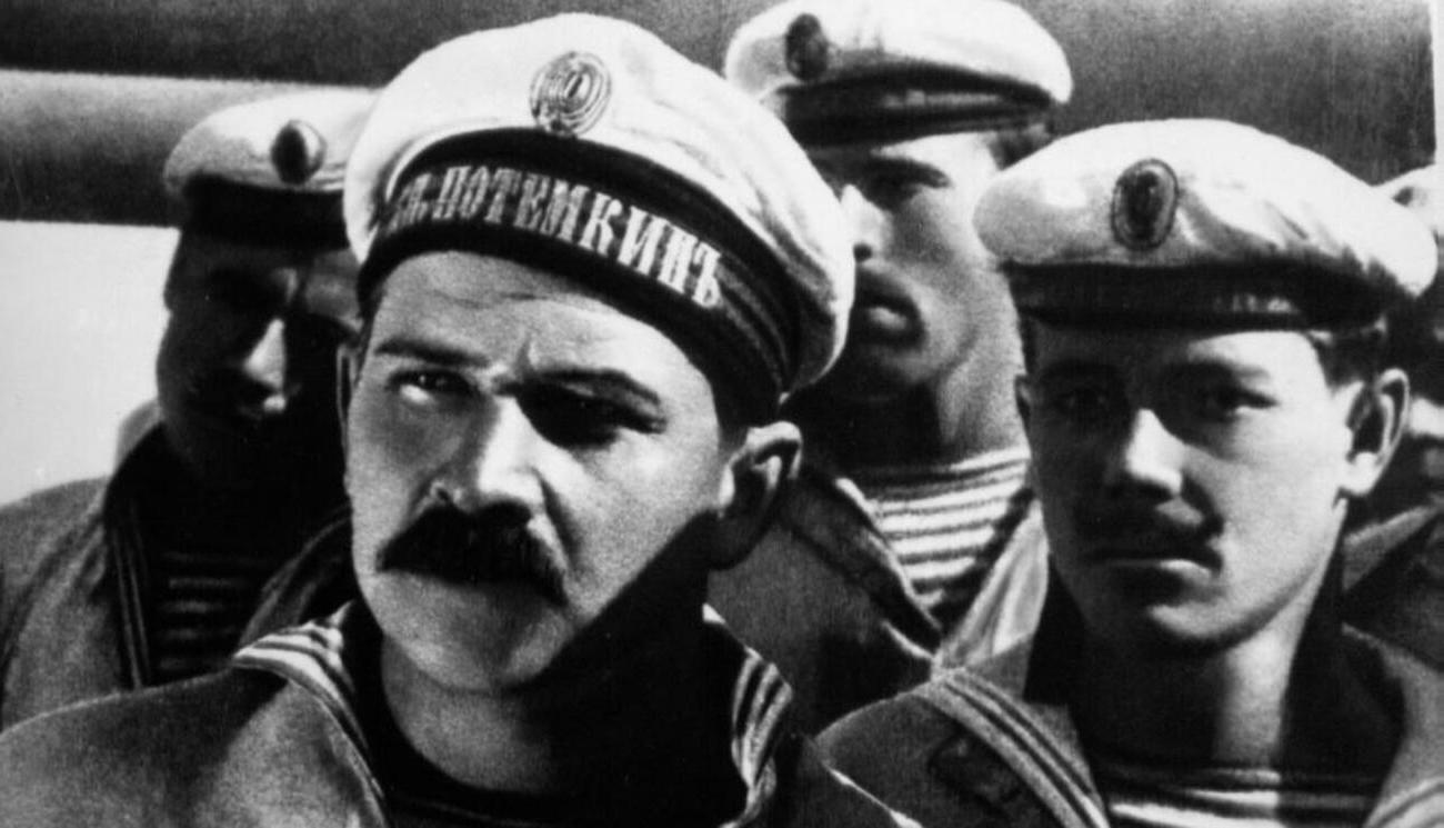 Le Cuirassé Potemkine, S. Eisenstein (1926)