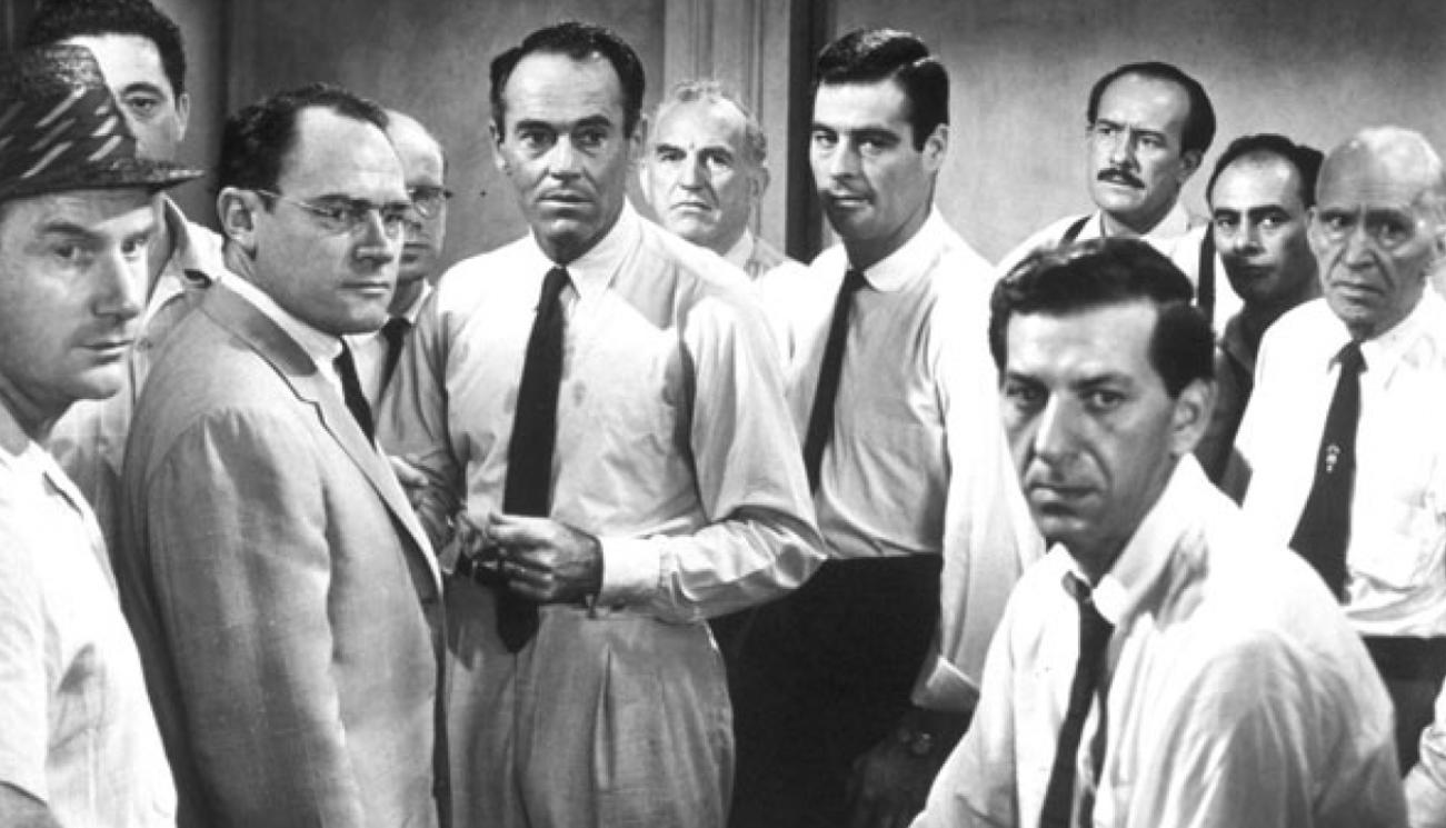 12 hommes en colère, S. Lumet (1956)