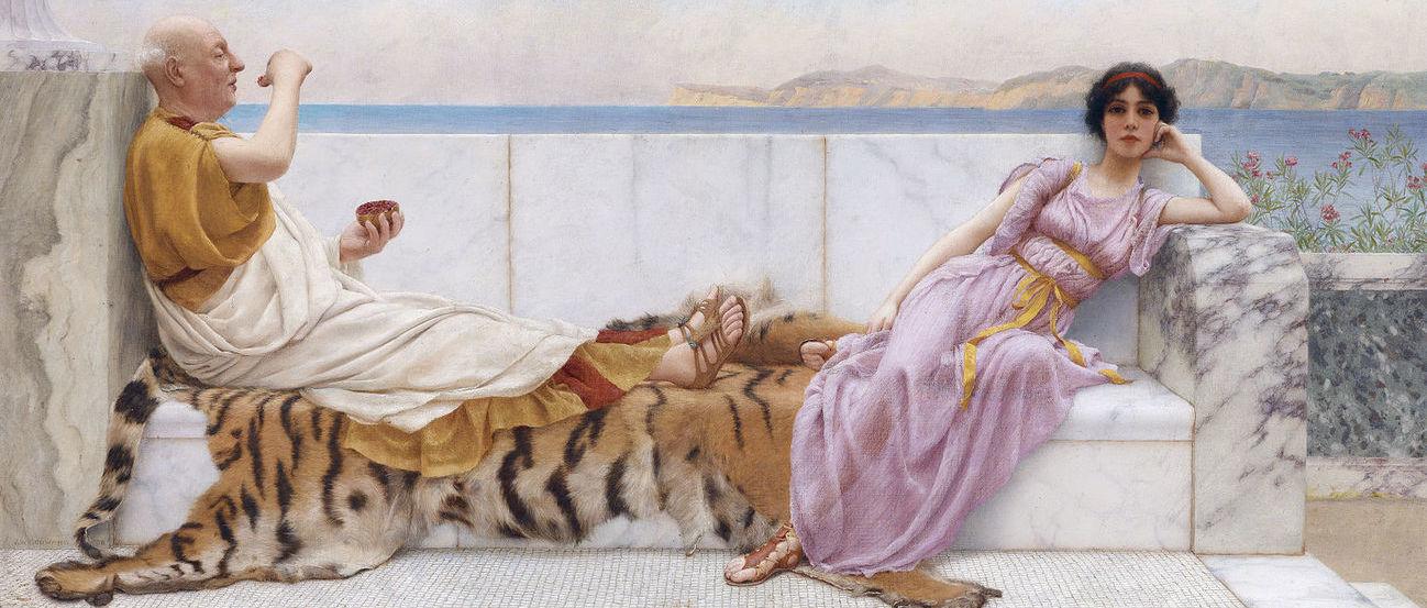 Les oubliés du 19ième siècle: préraphaélites, historicistes, académiques  (1/8)