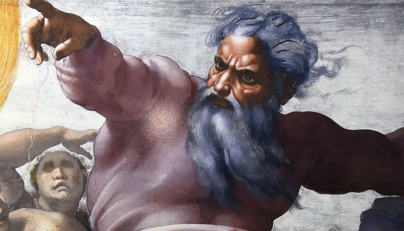 Qui est Dieu: comment est-il ou plutôt, comment il n'est pas? (4/4)