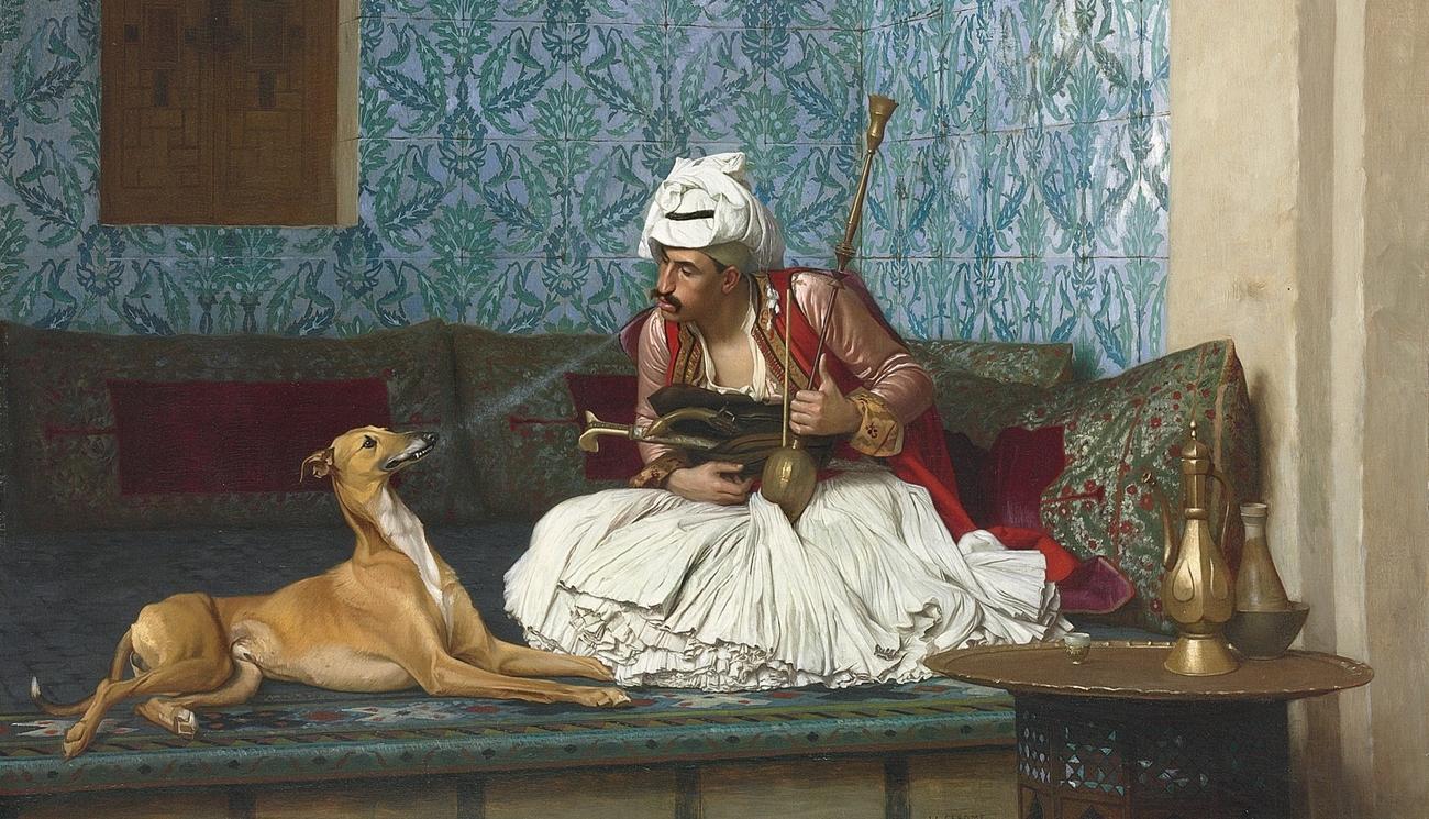Les oubliés du 19ième siècle: préraphaélites, historicistes, académiques  (5/8)
