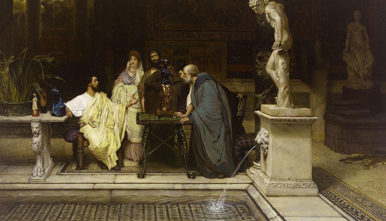 Les oubliés du 19ième siècle: préraphaélites, historicistes, académiques  (3/8)