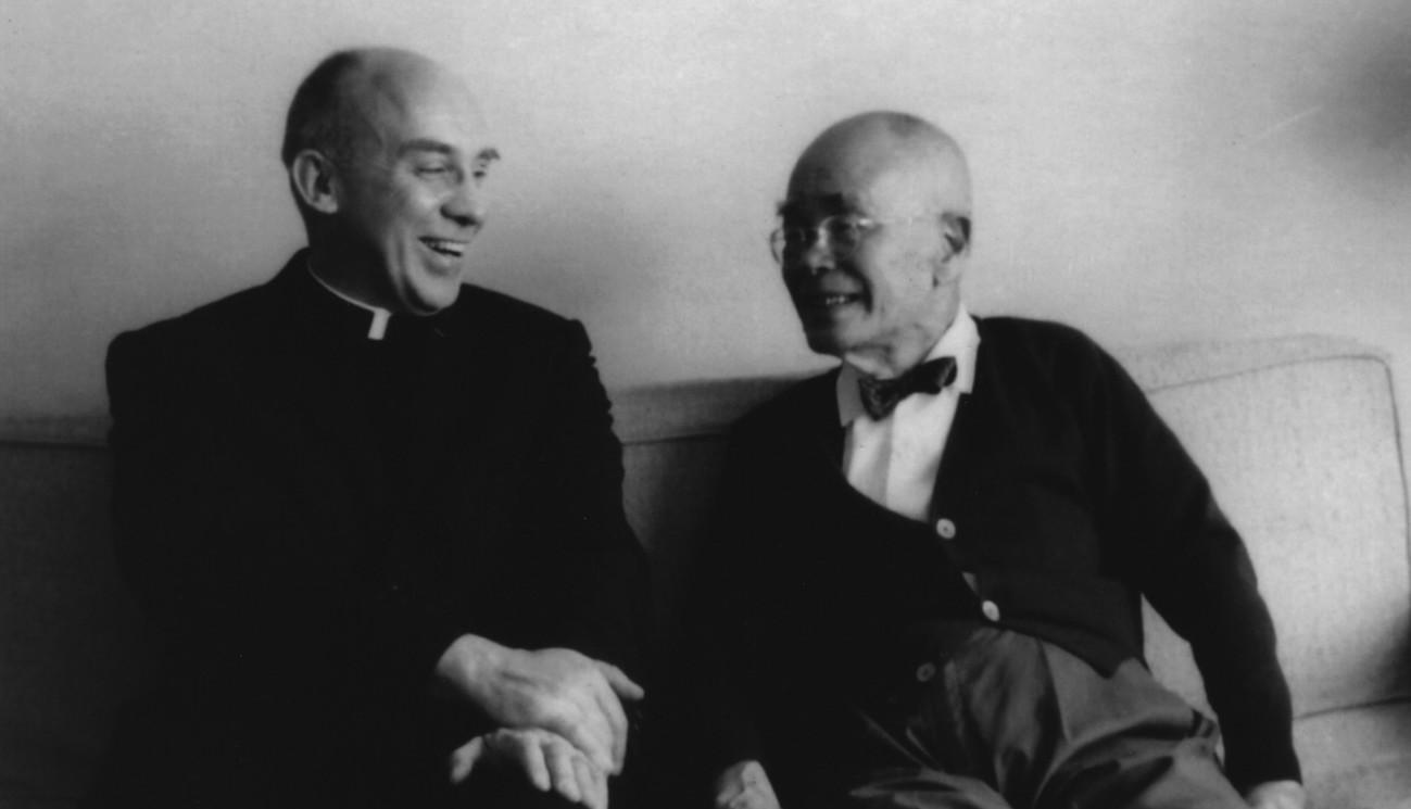 THOMAS MERTON, une grande figure du dialogue interreligieux.