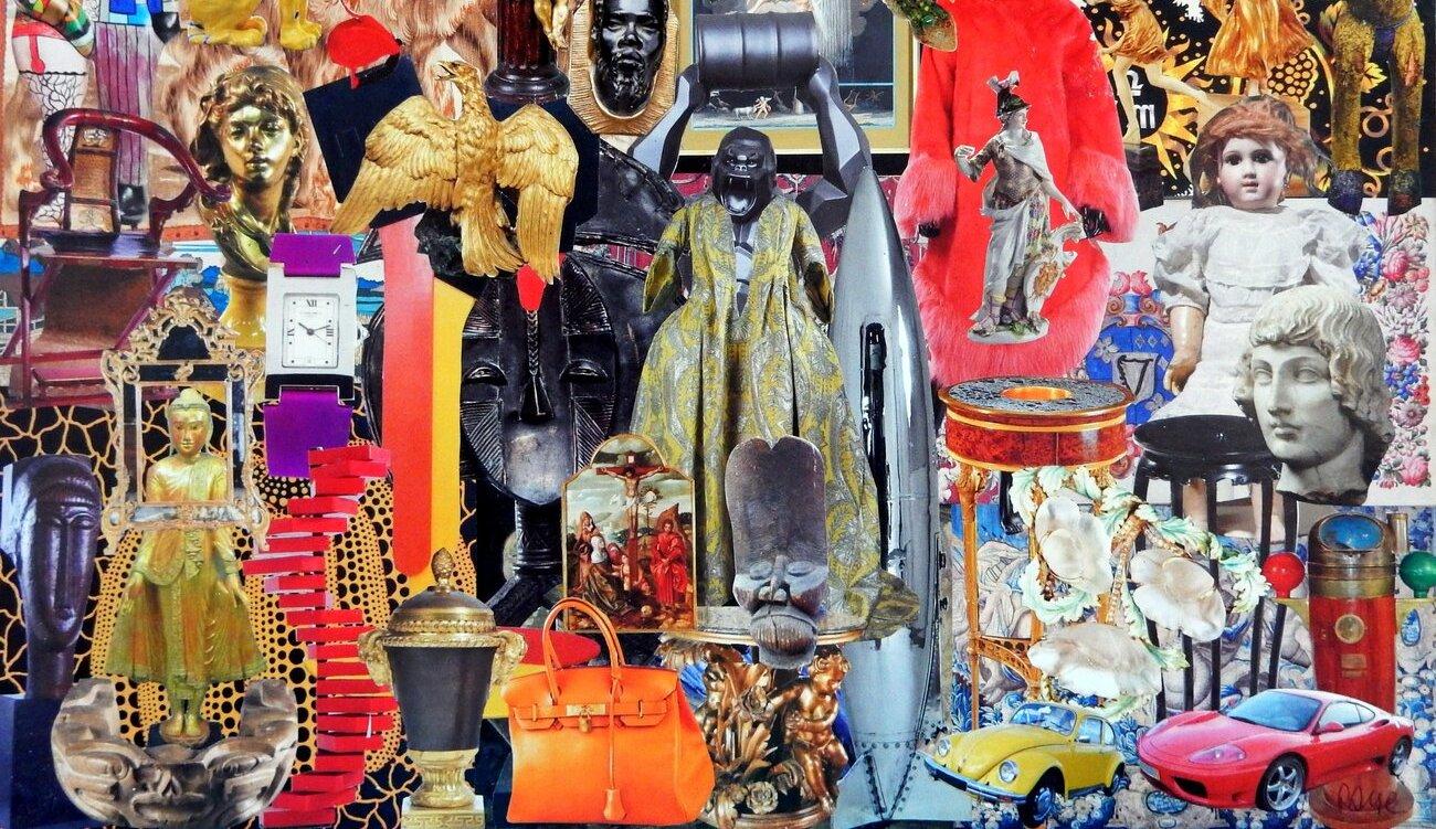 Exposition :  Coups d'oeil sur des objets d'art et de collection