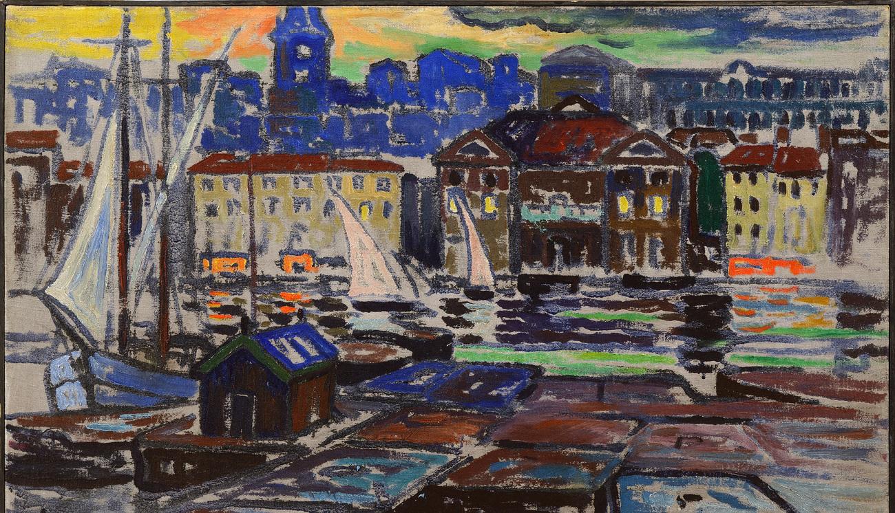 Histoire de la peinture provençale: de Loubon à Ambrogiani  -  Exposition et conférence