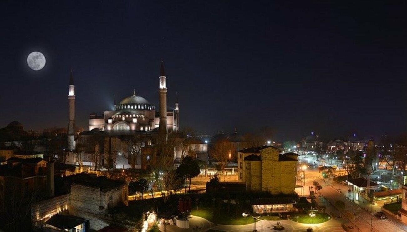 De Constantinople à Istanbul: Une ville-métropole dont l'Histoire éclaire celle du proche Orient