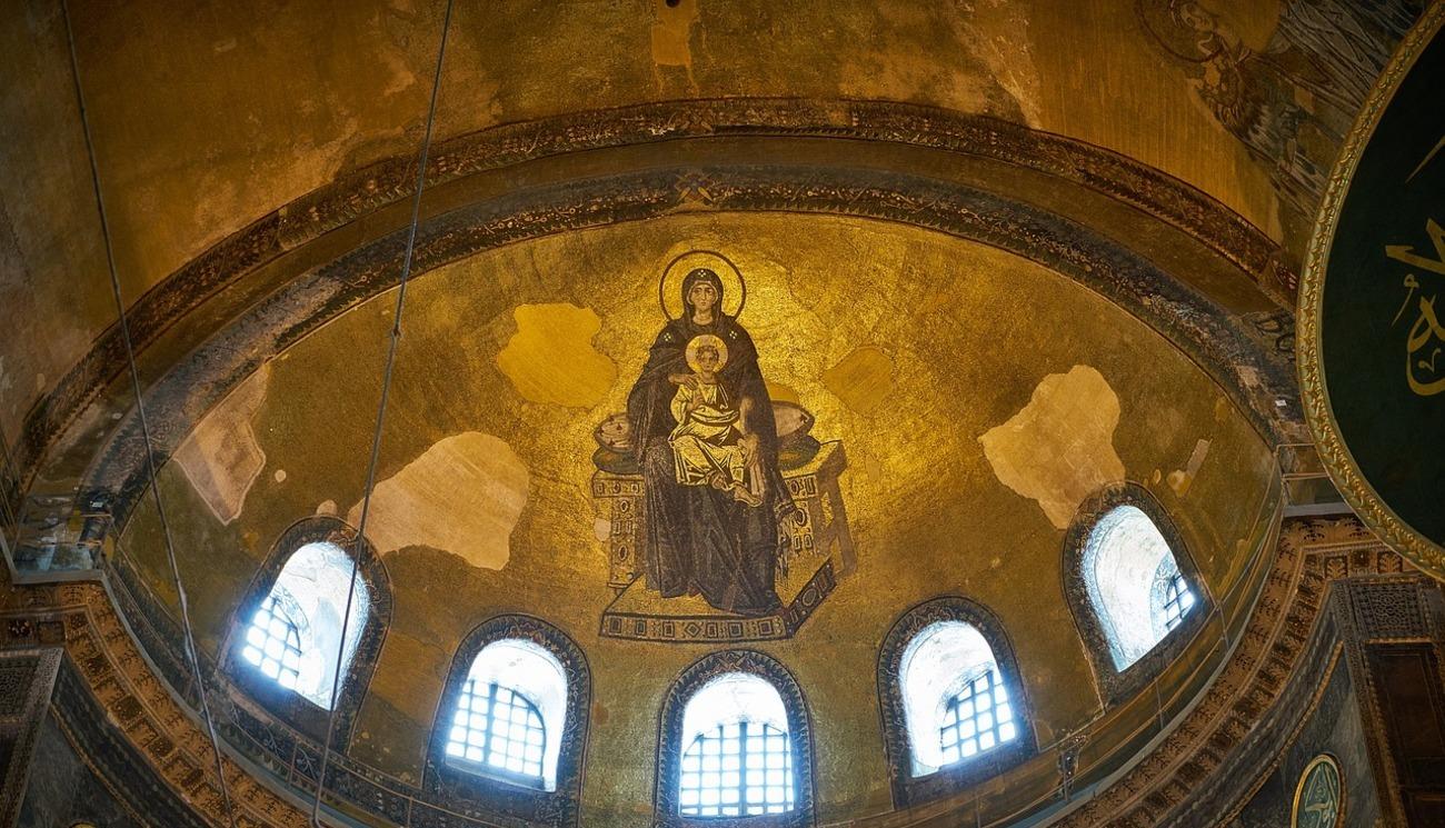 Le culte de Marie à Constantinople après la conquête de la ville par les turcs (1453)