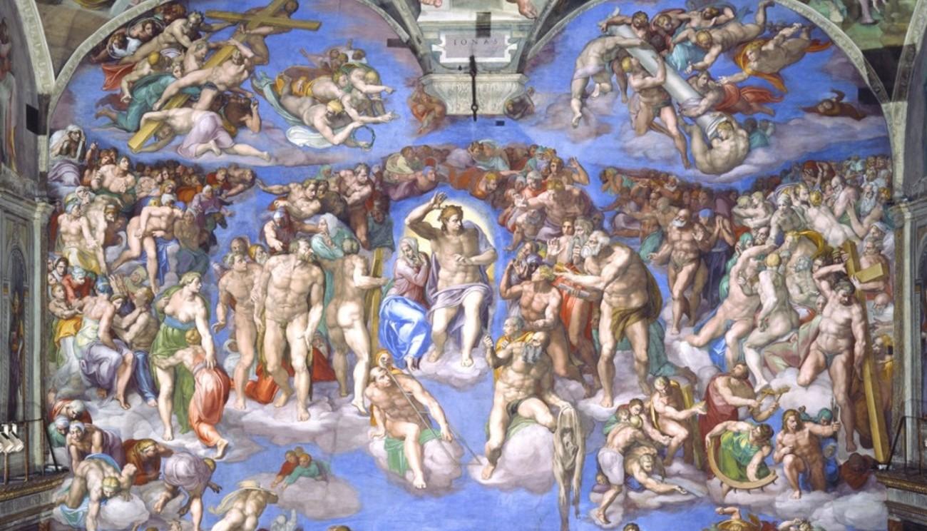 Florilège d'oeuvres d'Art à Rome - De la Renaissance au XVIIIe siècle (1/6)