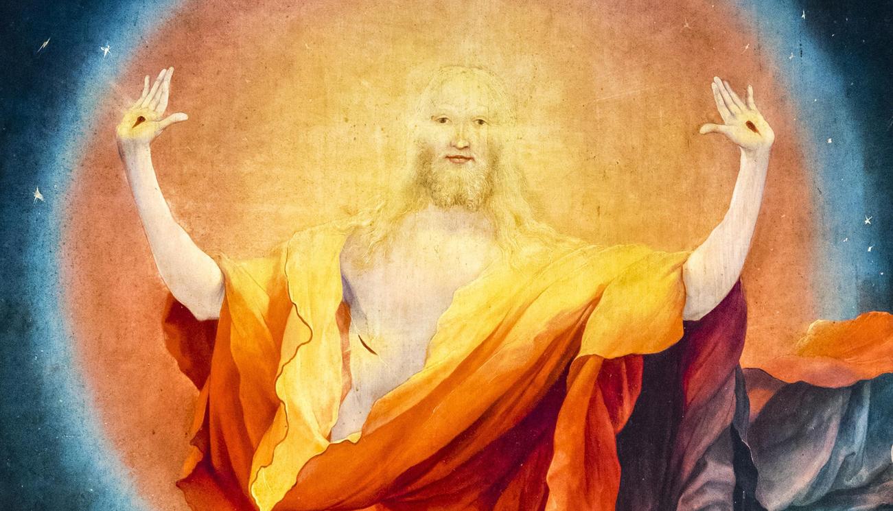 LE CHRIST CHEZ SAINT THOMAS D'AQUIN – LA RESURRECTION, SUITE (1/4)