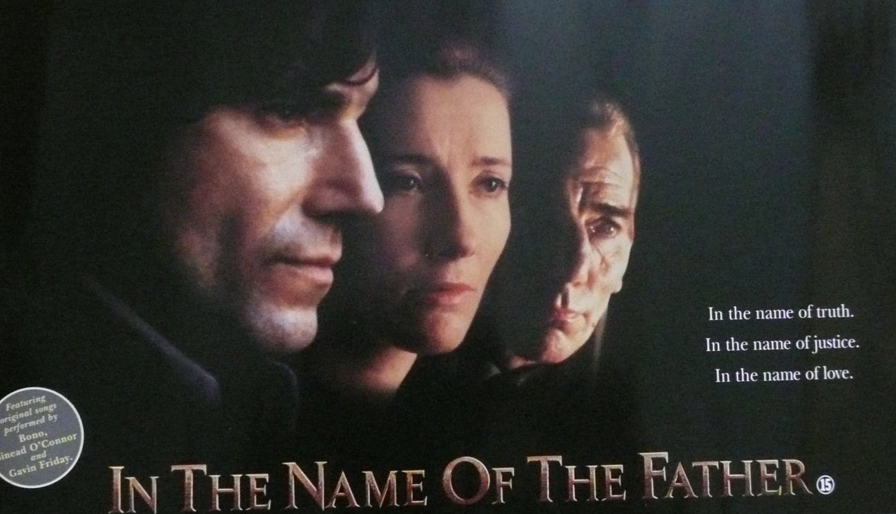 In the name of the father, J. Sheridan (1993)