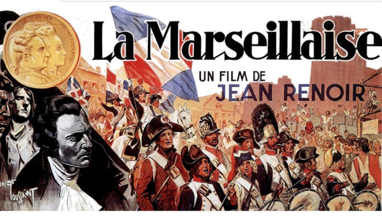 La Marseillaise, J. Renoir (1937)
