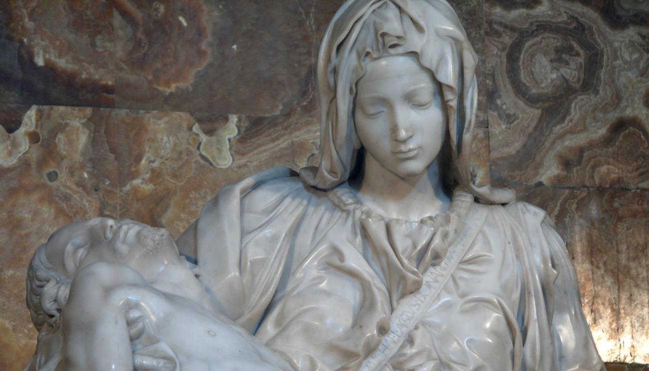 Florilège d'oeuvres d'Art à Rome - De la Renaissance au XVIIIe siècle (4/6)