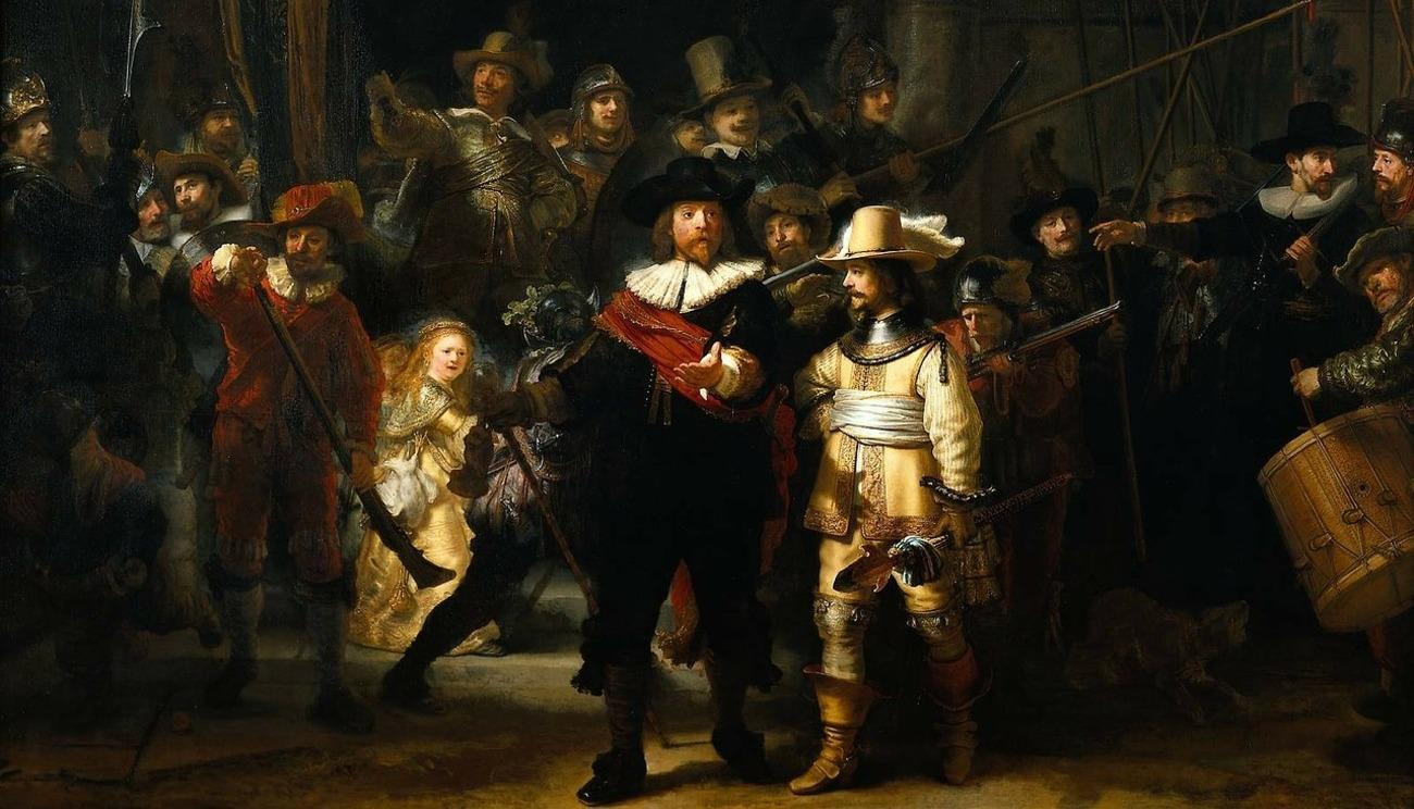 La peinture flamande et hollandaise du XVième au XVIIième siècles (1/5)