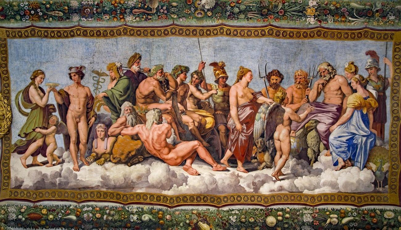 Florilège d'oeuvres d'Art à Rome - De la Renaissance au XVIIIe siècle (5/6)